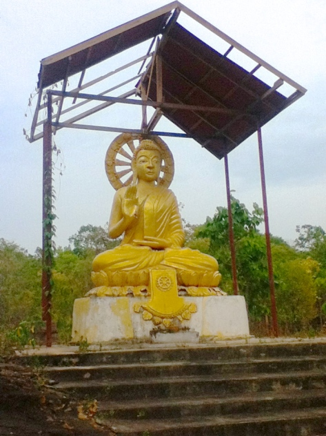 "The Buddha I ""discovered"""