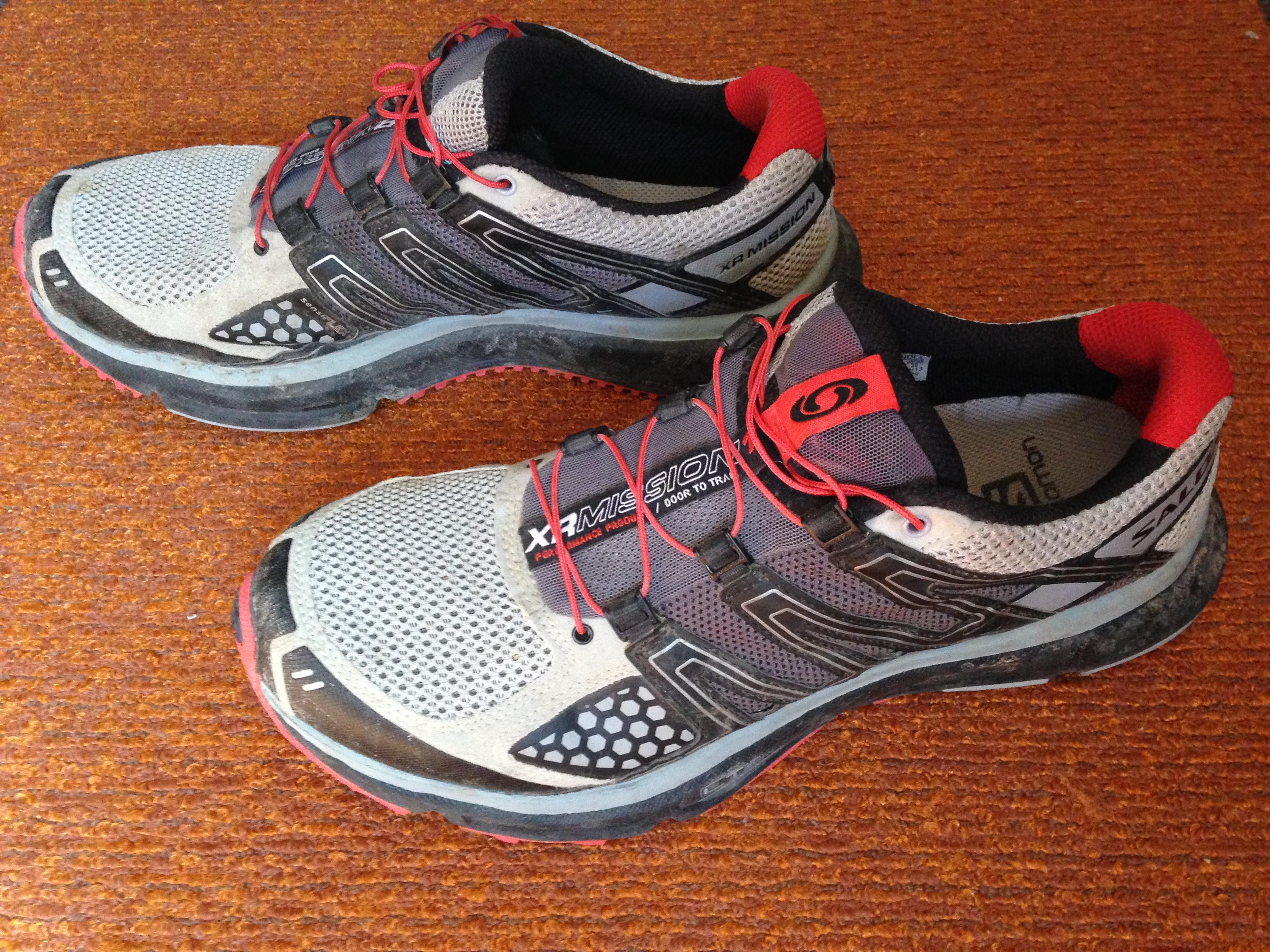 économiser 90755 920ef Salomon XR Mission Trail Shoe Review | edwardsousa