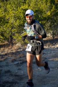 This is only Mile 5, so of course I'm still smiling.