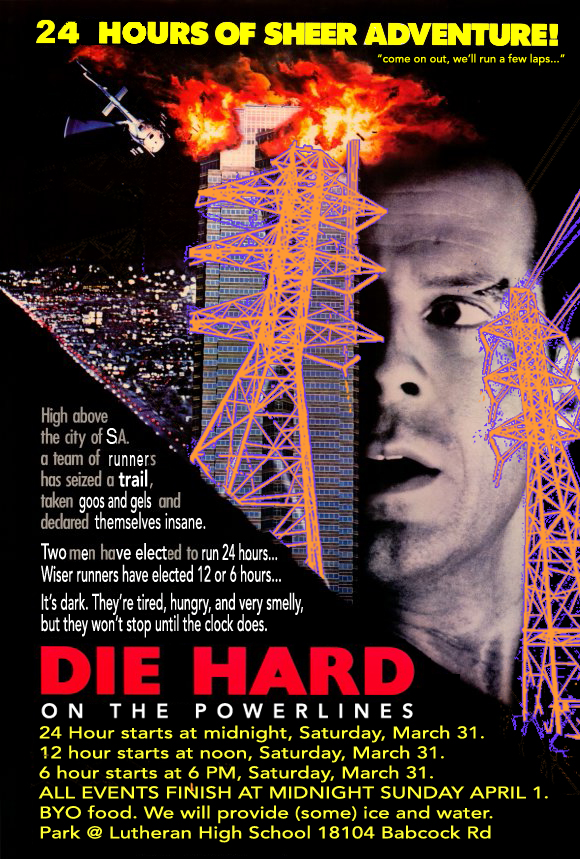 DIE HARD FLYER
